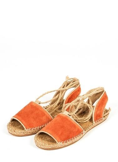 Nemesis Shoes Ayakkabı Oranj